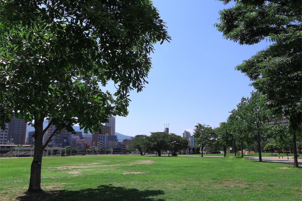 勝山公園<